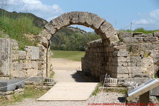 Ancient Olympia Full Day Tour from Athens photo 4