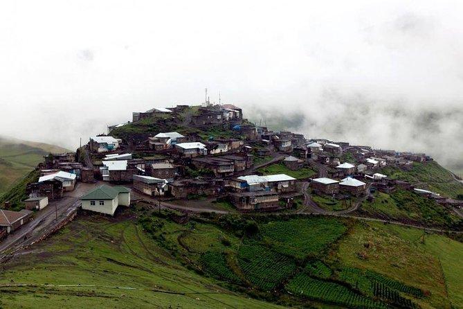 Visit Khinalig Village