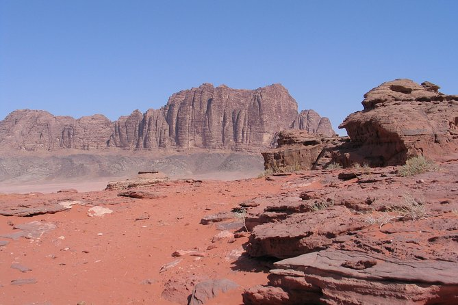 Private Day tour to Wadi Rum from Petra