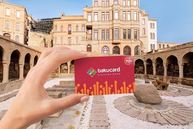 72 hours Baku Card