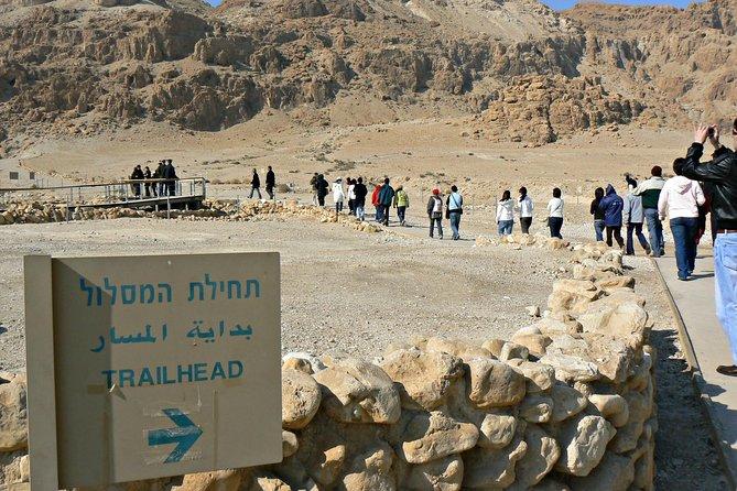 Qumran, Bethlehem,Jericho and Dead Sea tour from Jerusalem