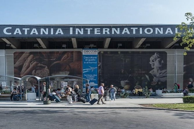 Transfer From / To Catania - Trapani - Palermo Airports And Accommodation Facilities