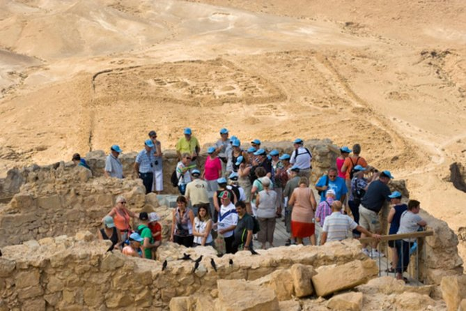 Masada Sunrise, Ein Gedi, and the Dead Sea day tour From Jerusalem photo 12