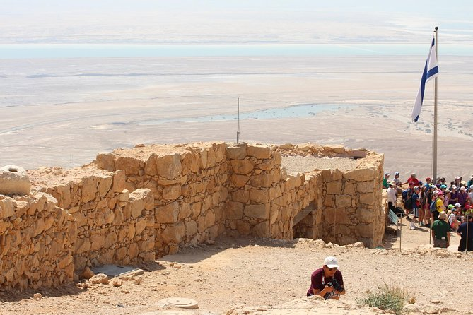 Masada Sunrise, Ein Gedi, and the Dead Sea day tour From Jerusalem photo 10