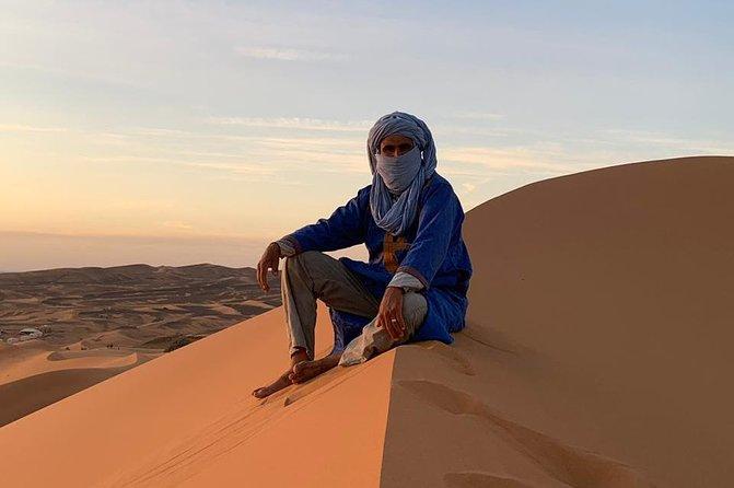 PRIVATE TOUR 3 days erg chigaga desert