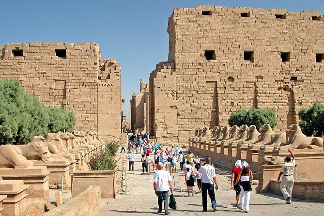 All-Inclusive Guided Tour of Luxor from Cairo by Plane