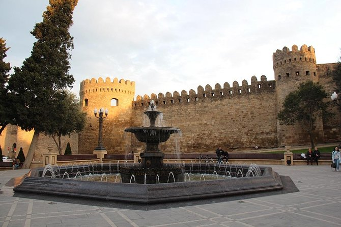 Baku Cab tour