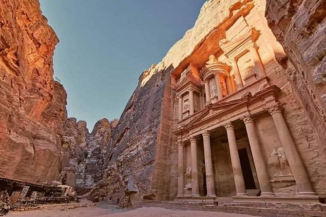 Petra Day trip from sharm el sheikh