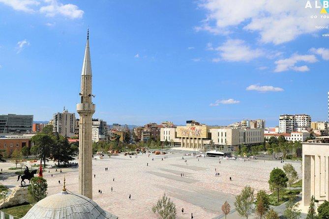 Tirana Walking Tour, Tirana, ALBANIA