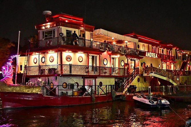 Dinner Cruise on the Nile