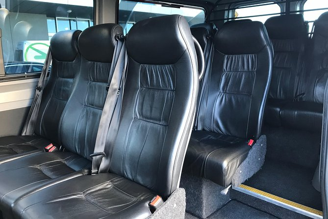 Private Minibus Airport Transfer - Pickup Airport to Hotel / Residence (11 Pax)