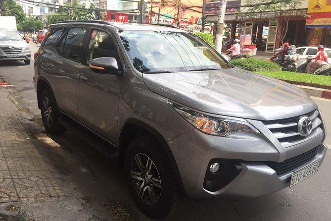 Private Car Dalat to Nha Trang 1 way