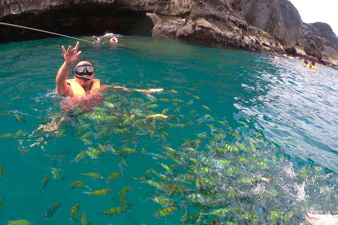 Lanta 4 Islands + Emerald Cave Snorkeling Tour photo 6