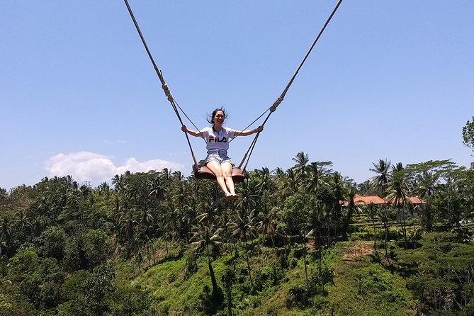 Ubud & volcano tour