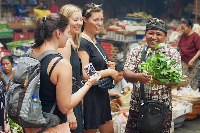 Bali Cooking Class Ubud with Market Tour (Morning Trip Only)