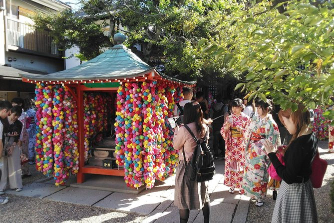 Explore Kyoto Culture in One Day Tour photo 2
