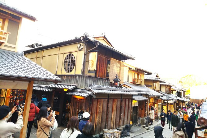 Explore Kyoto Culture in One Day Tour photo 12