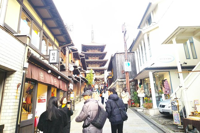 Explore Kyoto Culture in One Day Tour