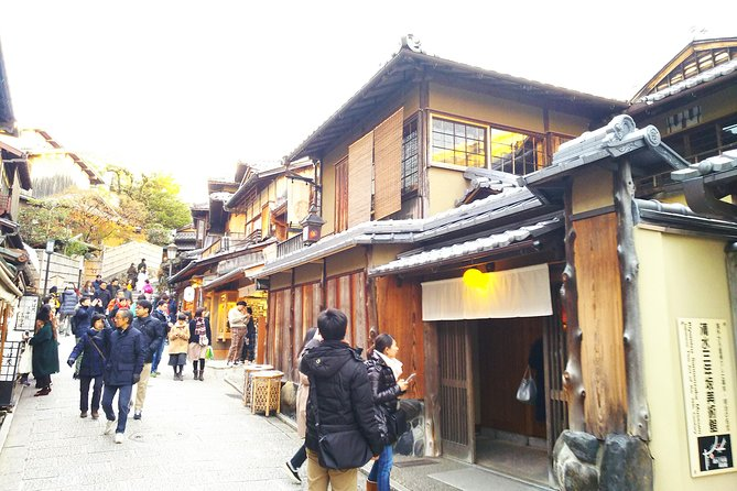 Explore Kyoto Culture in One Day Tour photo 13
