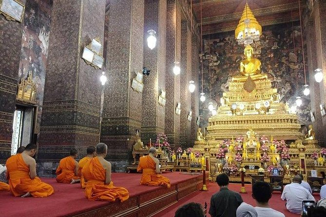 Best Price Bangkok Private Tour for solo traveler or a couple