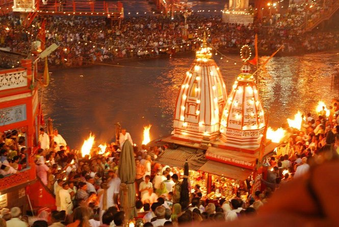 6 Day Haridwar & Rishikesh with Golden triangle tour
