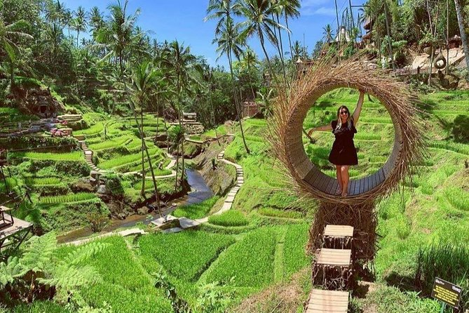 The Ubud Mystical Highland - Day Trip - Free WiFi- By Seminyak Tour