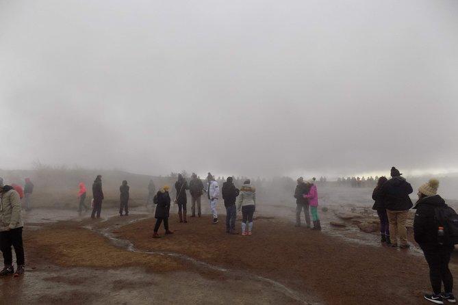 Iceland's Gunnuhver: Fire Land Walking Tour