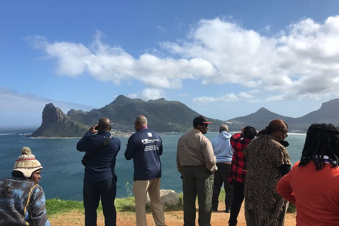 Combine Tours Cape Point and Winelands