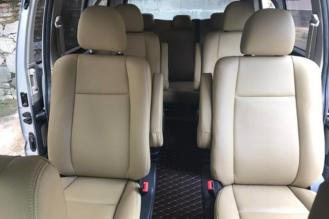 Private Transfer from Longsheng hotel to Guilin hotel photo 8