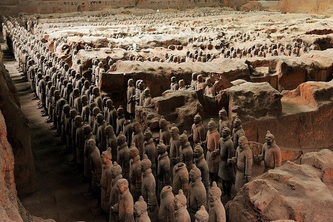 Private Terra-cotta Warrior, City Wall,Muslim Food Street with lunch tour