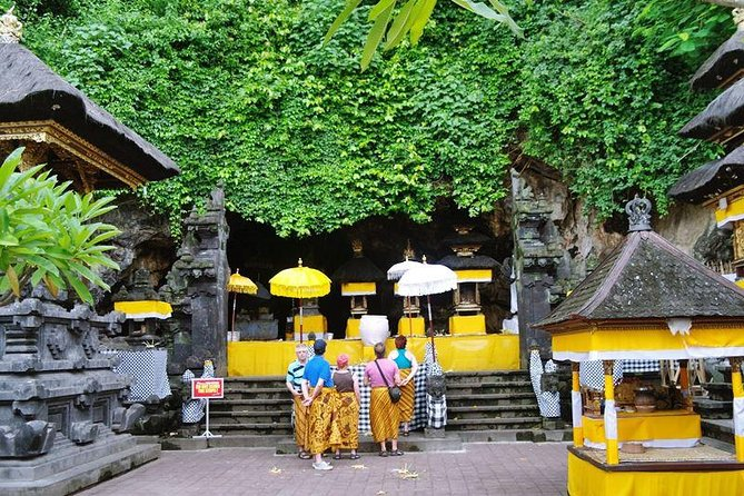 Bali Gate of Heaven and Blue Lagoon Snorkeling Full-Day with All Inclusive