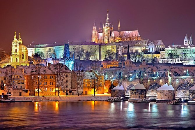 Private Transfer from Karlovy Vary to Prague, English-speaking driver