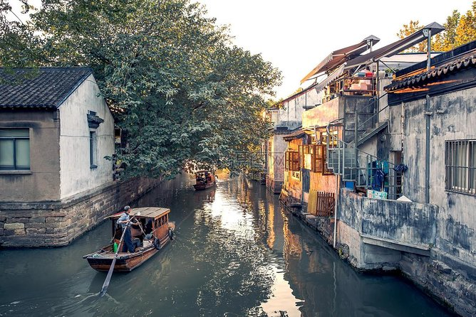 Private Suzhou Garden Exploration Tour