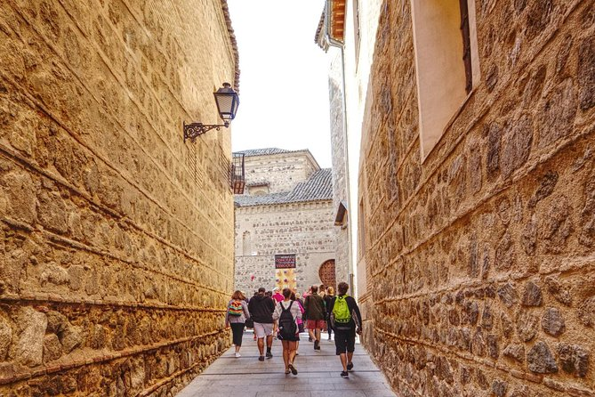 Toledo Walking Tour from Madrid