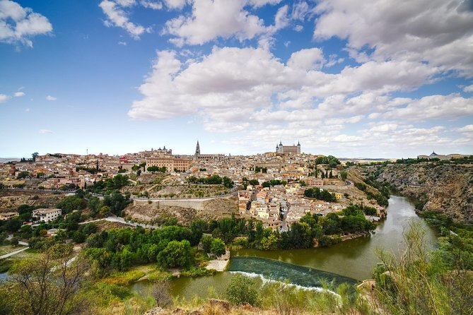 Toledo experience from Madrid at 12:00hrs