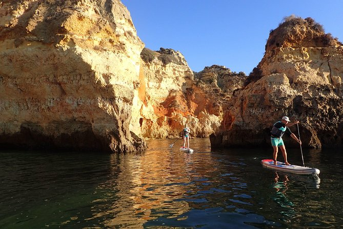 Stand Up Paddle Sunrise tour grottos in Lagos - pick up Lagos area photo 22