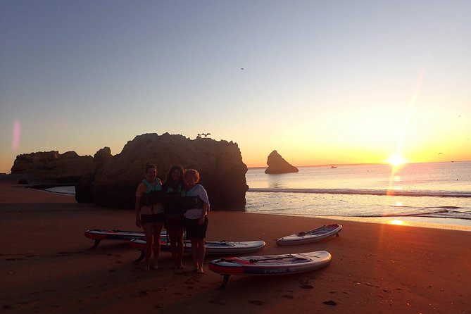 Stand Up Paddle Sunrise tour grottos in Lagos - pick up Lagos area photo 9