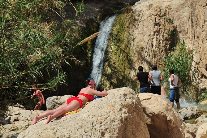 Masada Sunrise, Ein Gedi, and the Dead Sea day tour From Jerusalem photo 11
