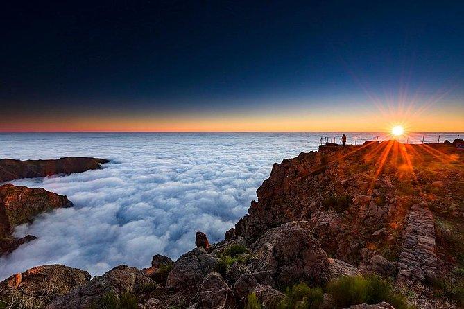Sunrise At Pico Do Arieiro And Hike To Pico Ruivo - By Pico Transfers