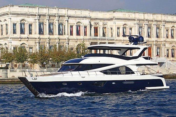 Bosphorus Cruise Private Yacht Istanbul
