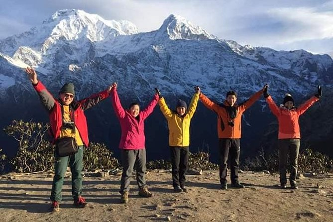 Mardi Himal Trek 08 Days