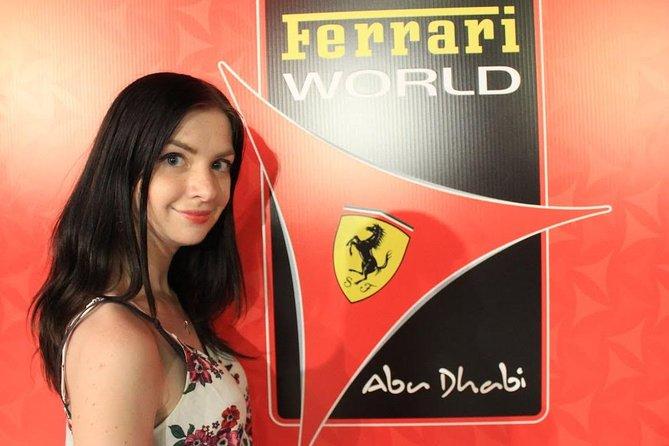 Abu Dhabi with Ferrari private Tour (Cultural & Themes tours )