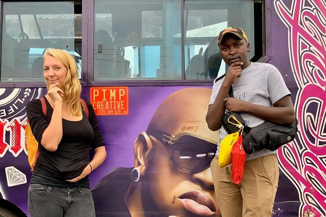 42 Kenyan Stories Nairobi city Walk