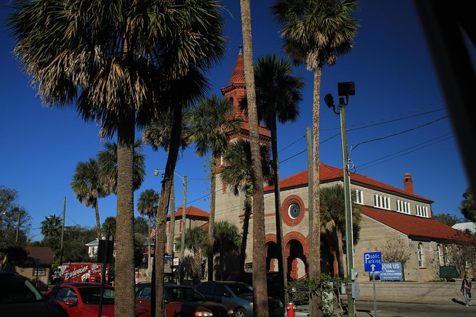 St. Augustine Timeline Scavenger Hunt for Family Fun