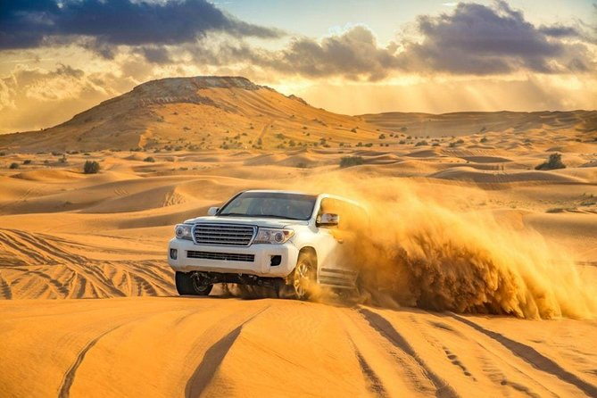 Doha : 4 Hours Private Desert Safari