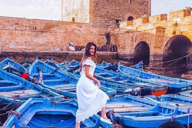 Th Door Of the sailor : Essaouira city