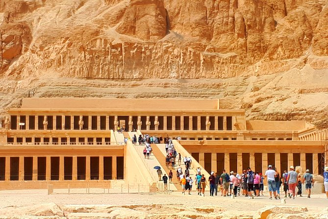 2 Day Luxor Highlights Tour from Safaga to Luxor