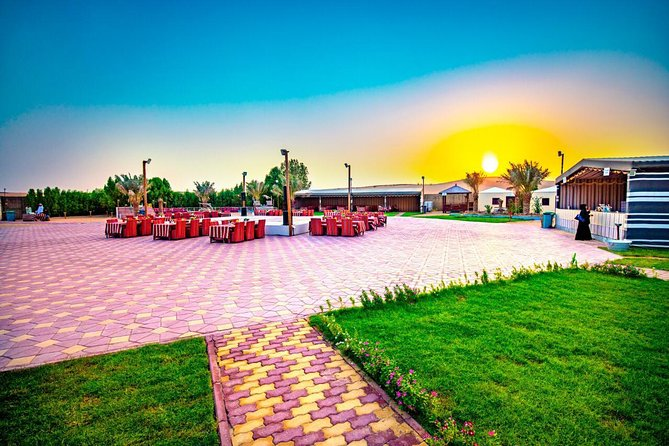 Luxury Private Evening Desert Safari Dubai with Hot BBQ Dinner