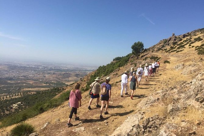 Hiking in Rif Mountains from Fes day trip