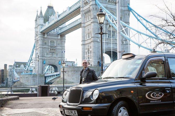 London Taxi Capital Highlights Tour